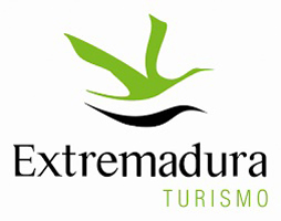 Logo turismo extremadura